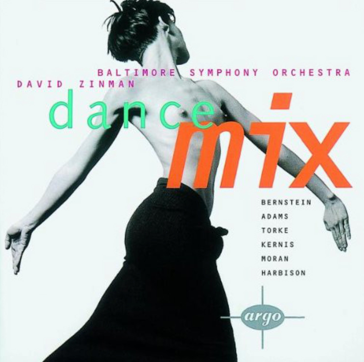 The cover of the cd Dance Mix