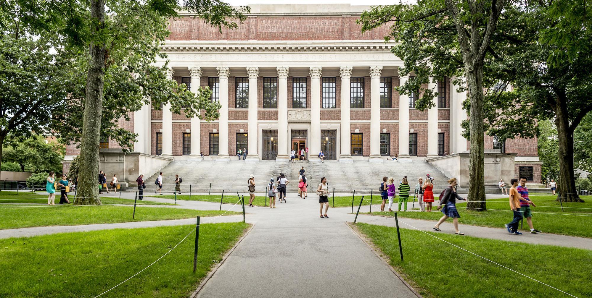 Use Harvard Library as an Alum