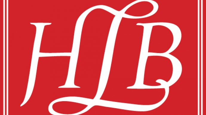 Harvard Library Bulletin logo.