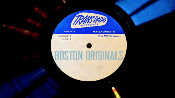 Boston Originals record
