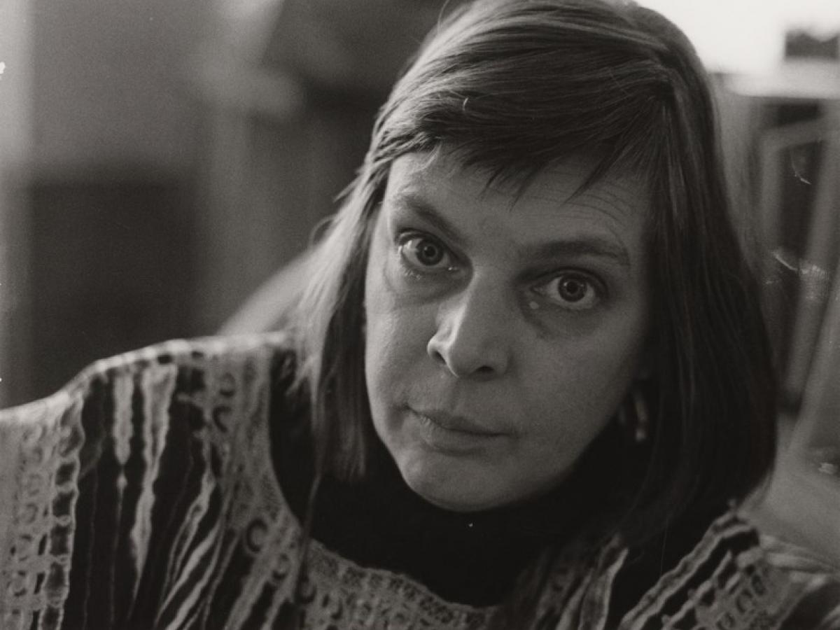 Portrait of Joyce Mekeel, 1968-1970