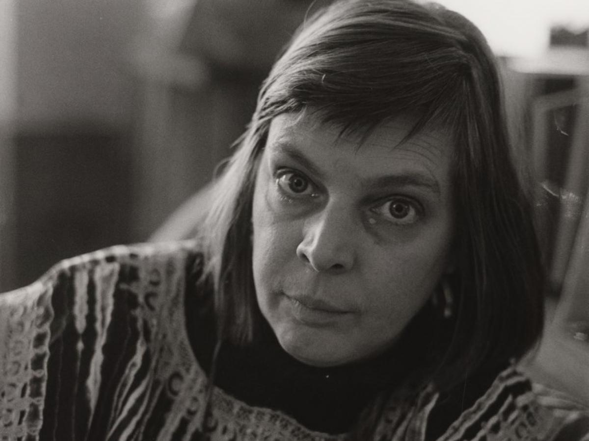 Portrait of Joyce Mekeel