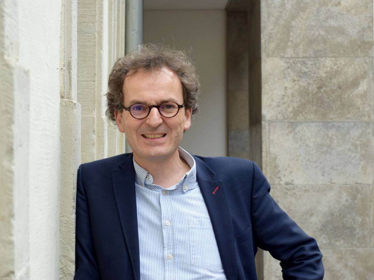 Photograph of Professor Ludger Lieb