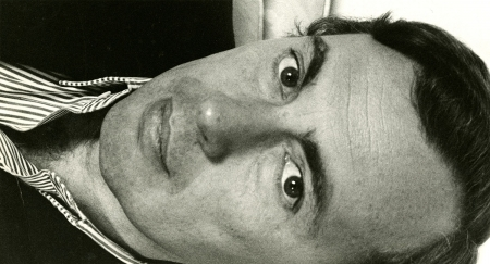 Gore Vidal. Photographer unknown, ca. 1968.