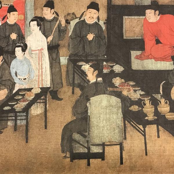 Night Revels of Han Xizai (韩熙载夜宴图)