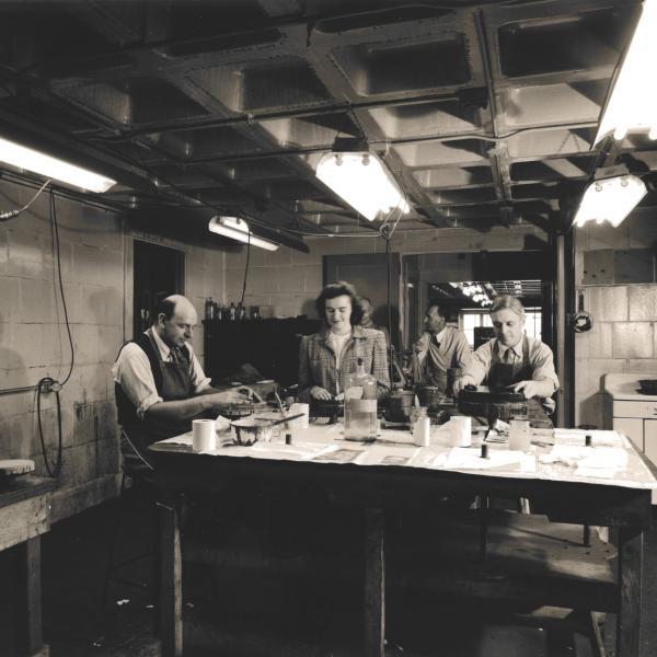Optics Lab at HCO