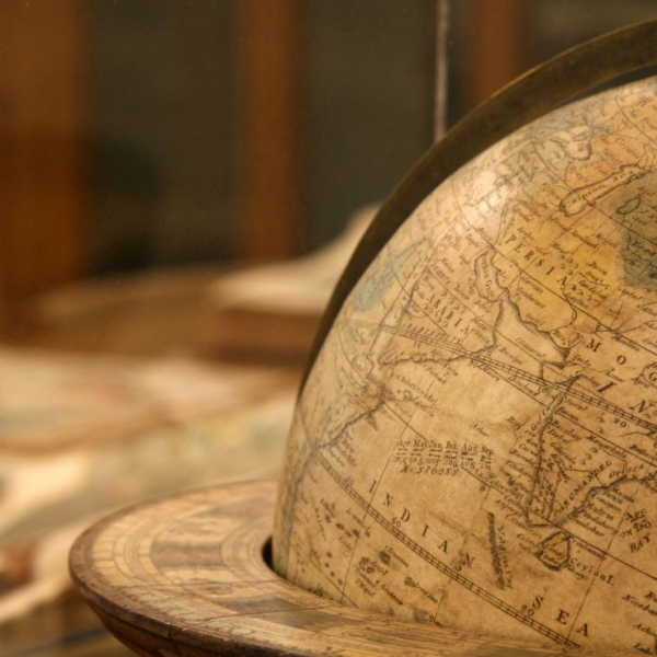 Follow the Map: The Harvard Map Collection at 200