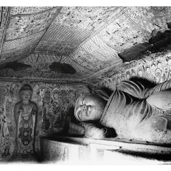 Mogao Cave 158