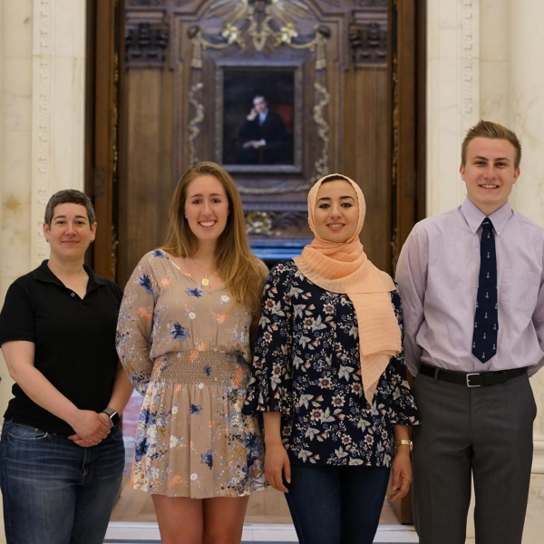 Winners of the Undergraduate Book Collecting Prize