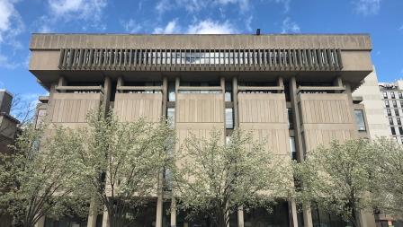 Countway Library Harvard Longwood Campus